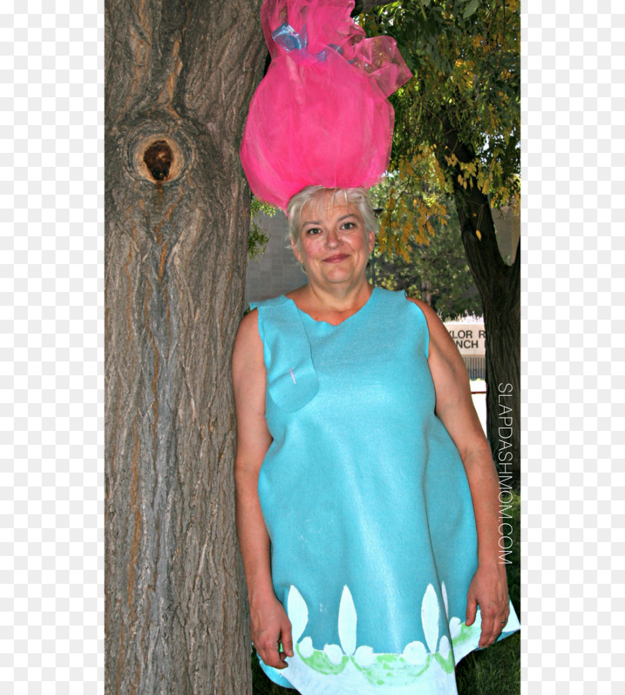 Halloween Costume Trolls Clothing Sewing Halloween Png Download