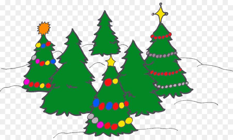 Weihnachtsbaum Fichte-Clip art Christmas ornament Tanne ...