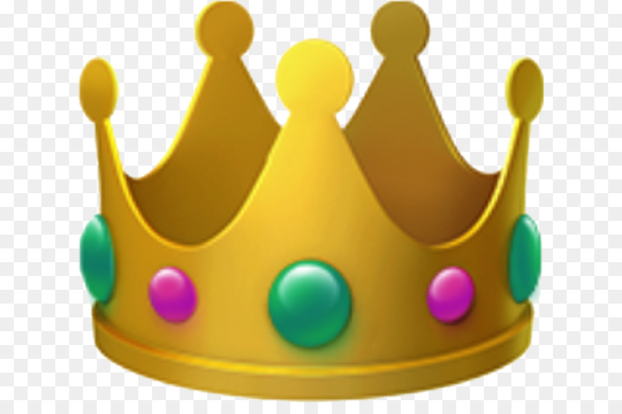 Emoji Domain Queen S Crown Aufkleber IOS