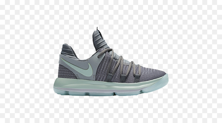 2041fa3cbbf7 Nike Zoom Kd 10 Nike KD 10 Igloo Nike KD 10 - Boys Preschool Basketball Shoes  Cool Grey Igloo White Sports shoes - nike png download - 500 500 - Free ...