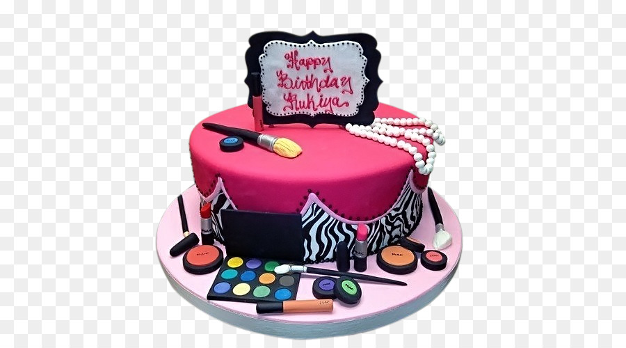 Cupcake Cosmetics Birthday Cake Woman Cake Png Download 500500