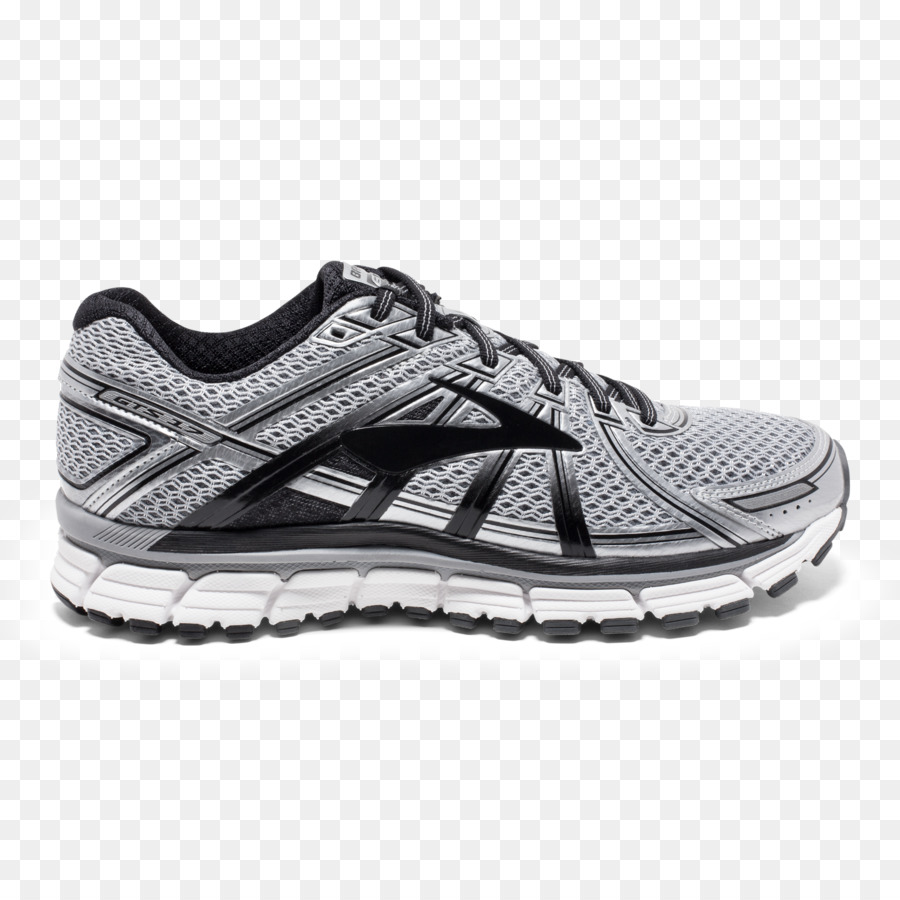 546de4a4c49c7 Brooks Adrenaline Gts 17 Extra Wide EU 38 Sports shoes Brooks Sports Brooks  Adrenaline GTS 17 - Mens Running Shoes Black Anthracite - Sperry Shoes for  Women ...
