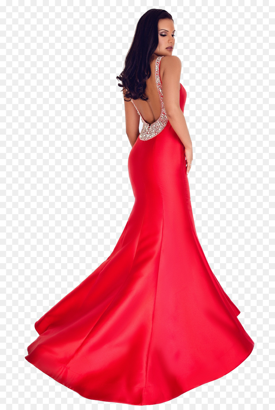 Ball Gown Heaven Dress Evening gown - Gorgeous Shoes for Women UK ...
