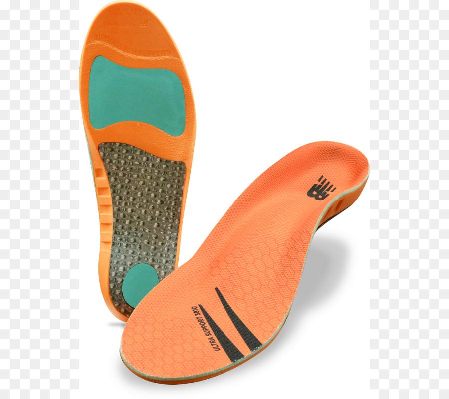 new balance pour pieds plats