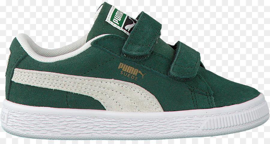 Suede Skate Schuh Sport Schuhe Puma Adidas png