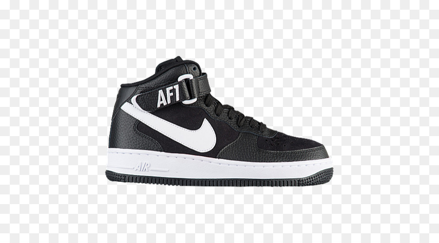 buy popular 1549a 69486 Sports Shoes, Nike Air Force 1 Mid 07 Mens, Nike Free, Footwear, White PNG