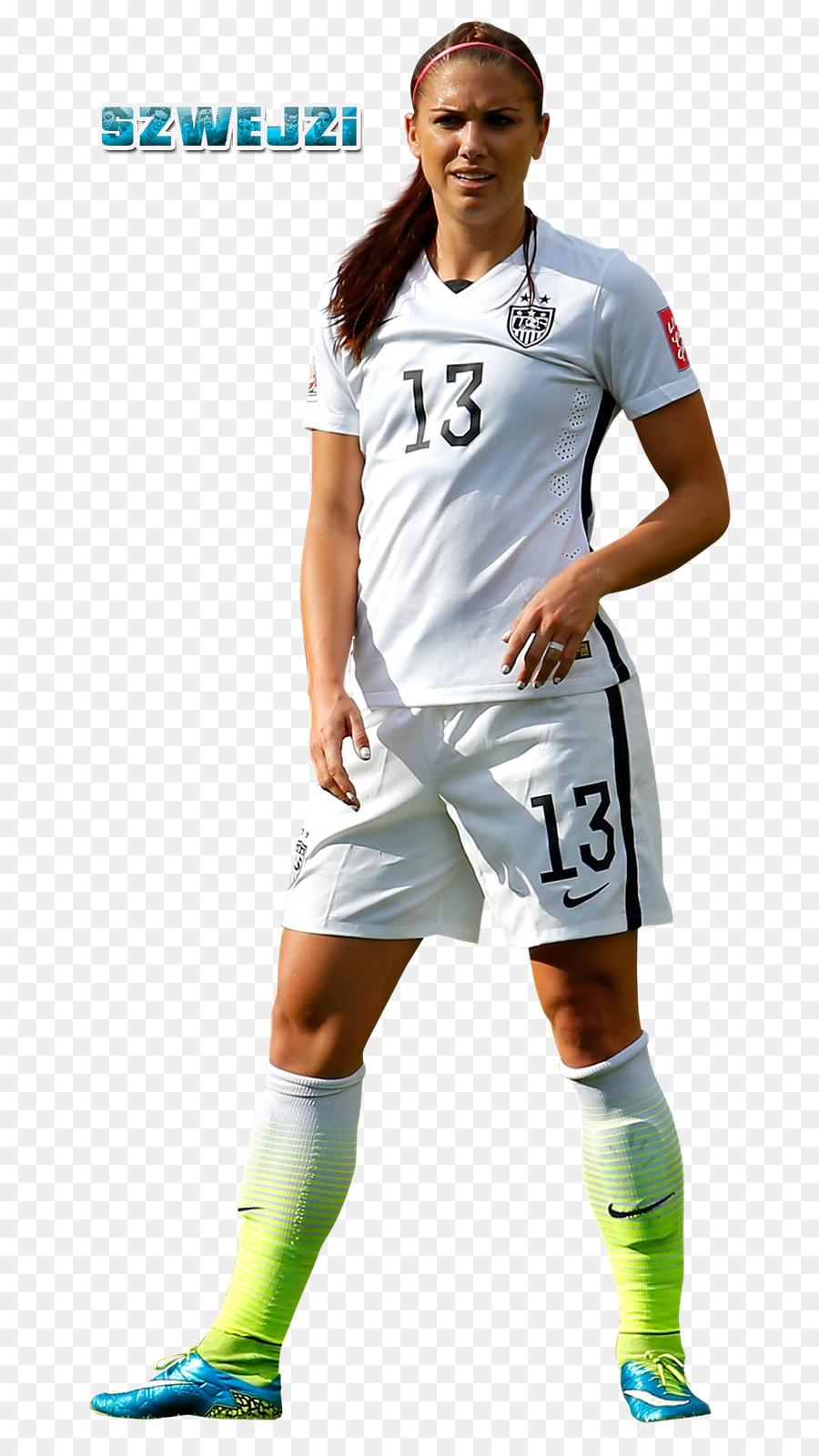 93d587f7c01 Alex Morgan United States women's national soccer team FIFA 16 ...