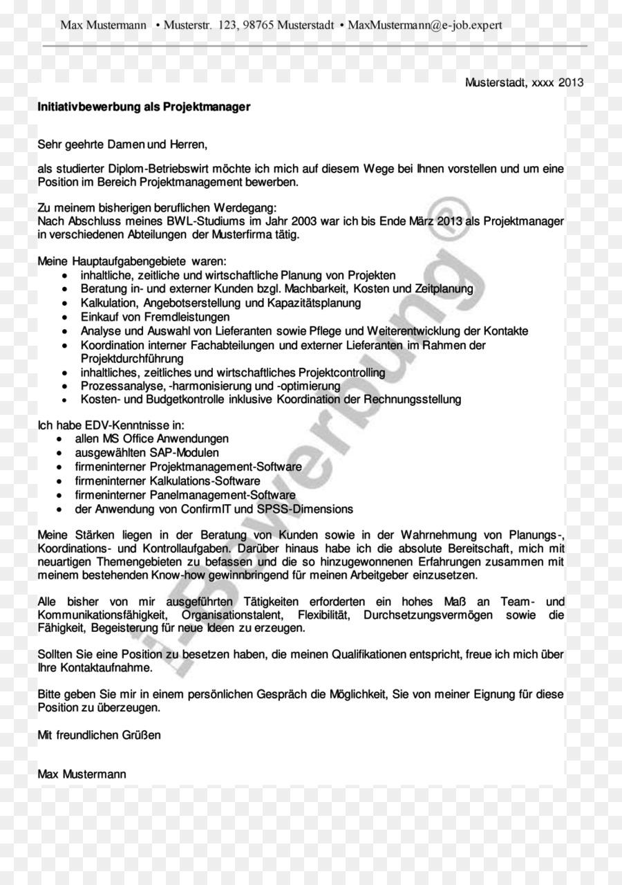 Application For Employment Cover Letter Curriculum Vitae Zusammenfassung Initiativbewerbung