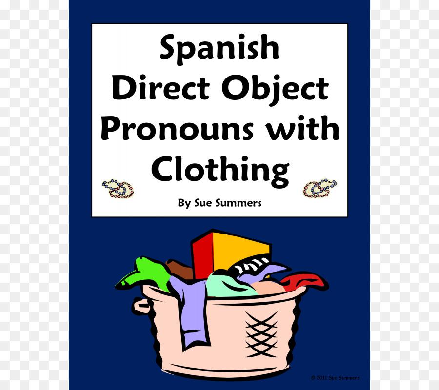 Object Pronoun Clip Art Illustration Funny Stress Management