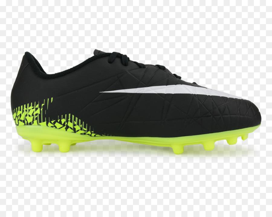 43042ecf5 Nike Kids Hypervenom Phelon II FG Black White Volt Paramou Nike Jr ...