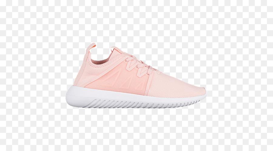 57a6575b Sports Shoes, Adidas Originals Womens Tubular Viral 2, Shoe, Footwear,  White PNG