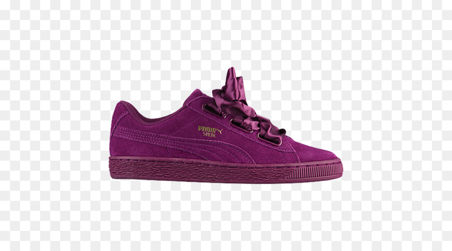 Puma Sports shoes Suede Foot Locker - Puma Shoes for Women with Bow png  download - 500 500 - Free Transparent Puma png Download. 07ce6d027