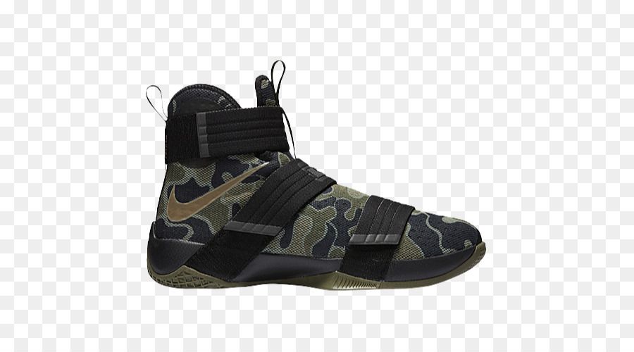 wholesale dealer ebbd1 52c3a Nike Zoom LeBron Soldier 10 SFG Men's Basketball Shoe Nike ...