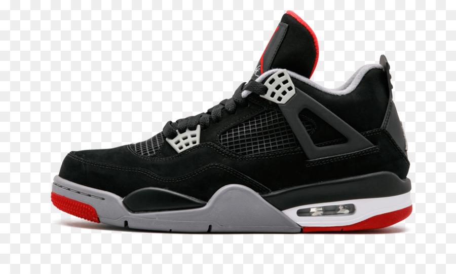 90658a1a0f2 Air Jordan 4 Retro Shoes Black    Cement Grey 308497 089 Mars Blackmon Nike  Sports shoes - nike png download - 1000 600 - Free Transparent Air Jordan  png ...