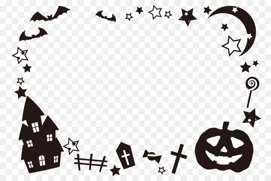 Halloween Frame Transparent