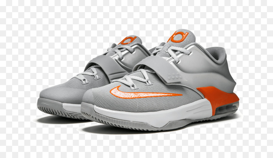 2873fd7bf702 Sports shoes Nike Free Basketball shoe - Toddler KD Shoes Orange png  download - 850 510 - Free Transparent Sports Shoes png Download.