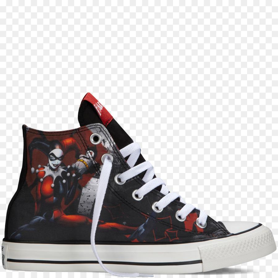 Chuck Taylor All Stars Converse Chuck Taylor All Star Hi Harley Quinn Sneaker  Tinggi atas sepatu 176c3e102b