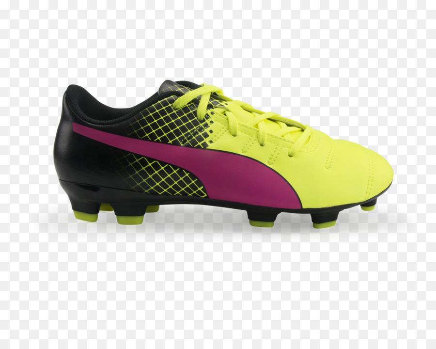 Klampe Sport Schuhe von Puma Sportswear ferrari gelb puma