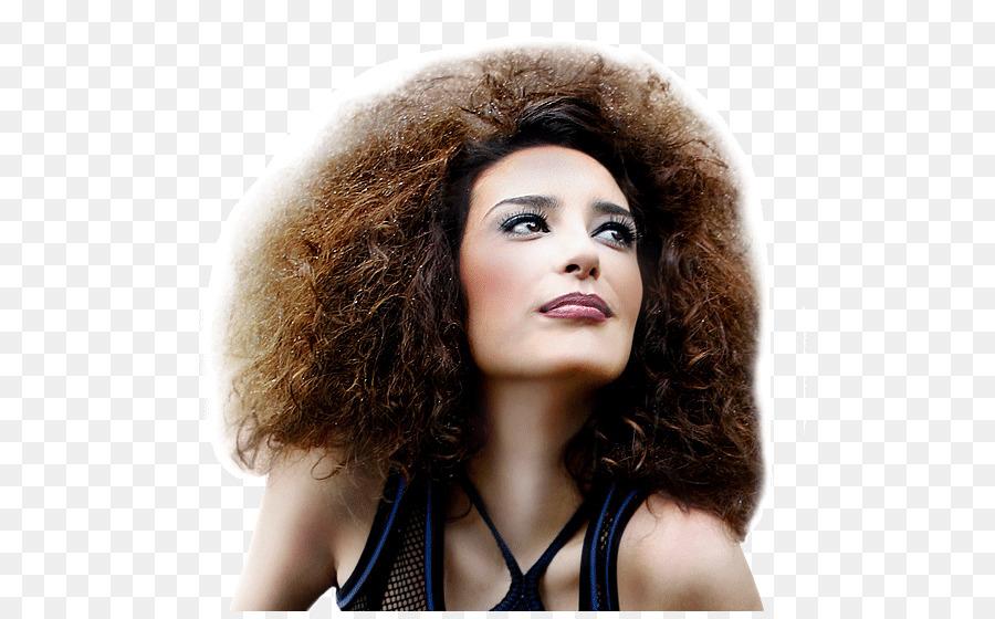 Kunst Stil Haar Nägel Frisur Lange Haare Haare Färben Layered