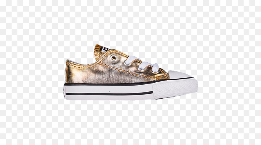 7712860ba47f Sports shoes Chuck Taylor All-Stars Converse Clothing - Gold Metallic  Converse Tennis Shoes for Women png download - 500 500 - Free Transparent  Sports Shoes ...