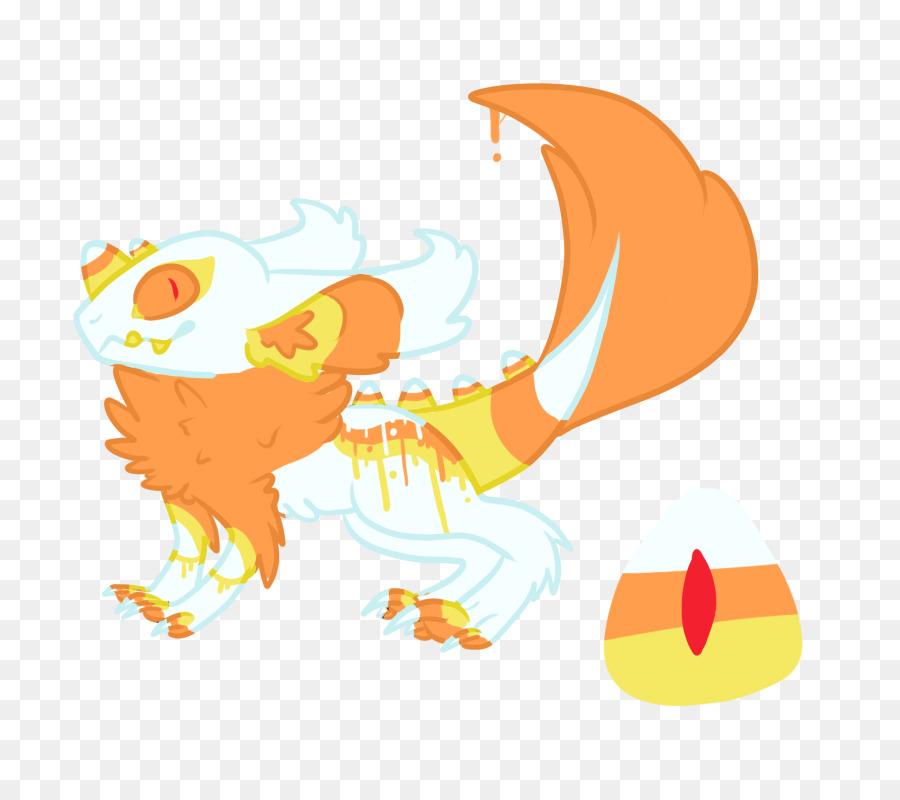 Mammal Clip Art Illustration Character Fiction Candy Corn Nail Art