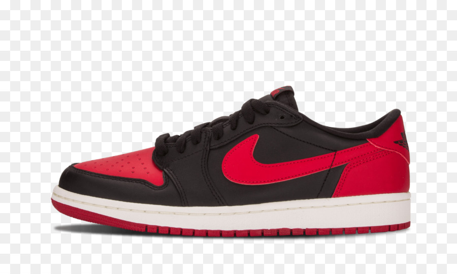 425c34ff4f2b Sports shoes Air Jordan 1 Retro Low OG  Bred  Mens Sneakers Air Jordan 1  Retro High Flyknit Men s - nike png download - 1500 900 - Free Transparent  Sports ...