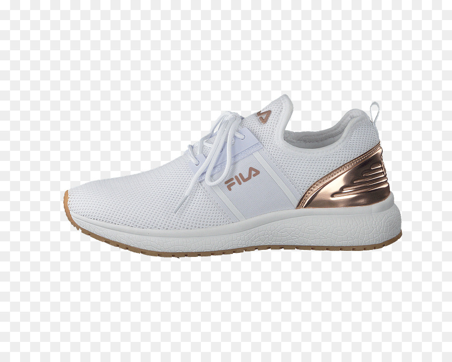 0be101be80ae Fila Portland L Low Wmn White Shoes Sports shoes Control low, BLACK ...