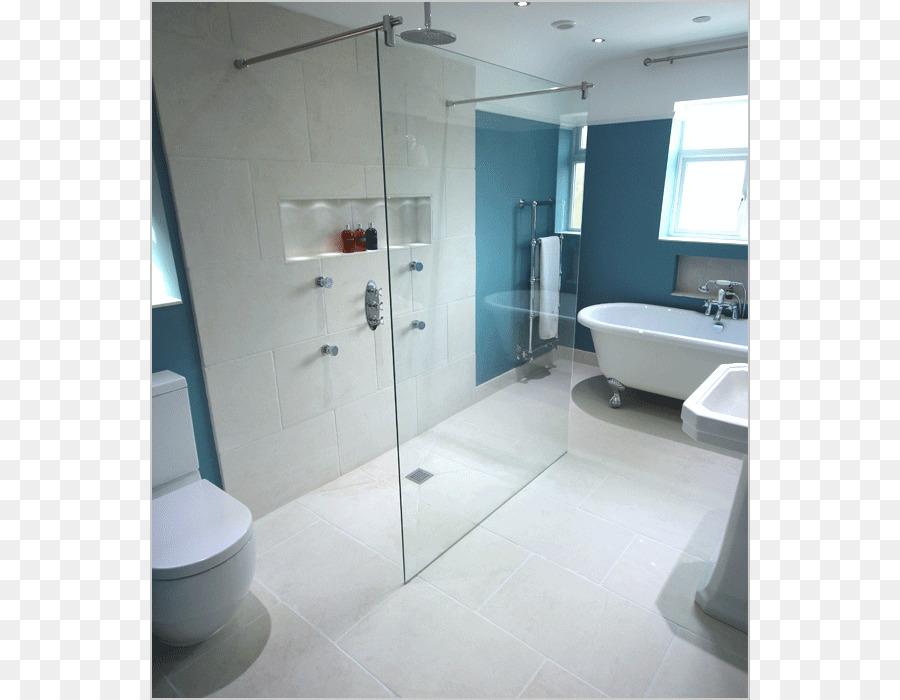 Bad Interior Design Services-Fliesen-Glas-Spüle - traditionelle ...
