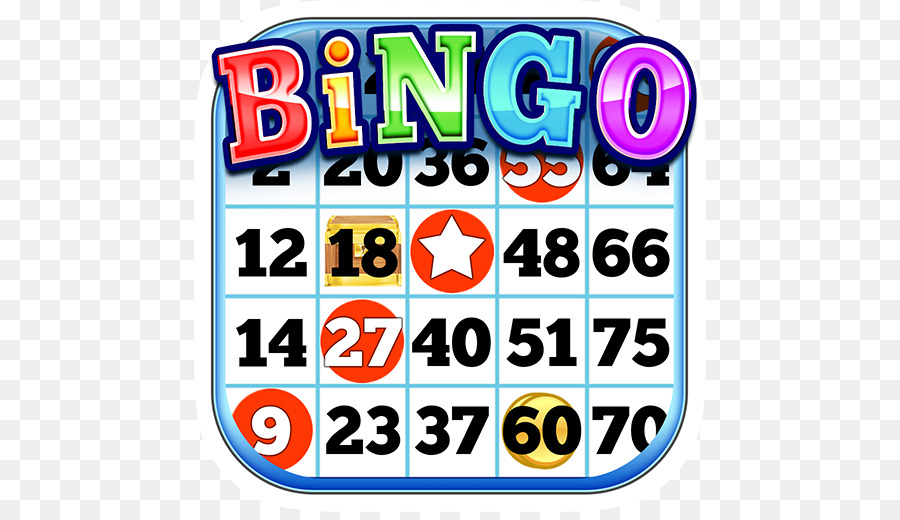 Image result for bingo clipart transparent