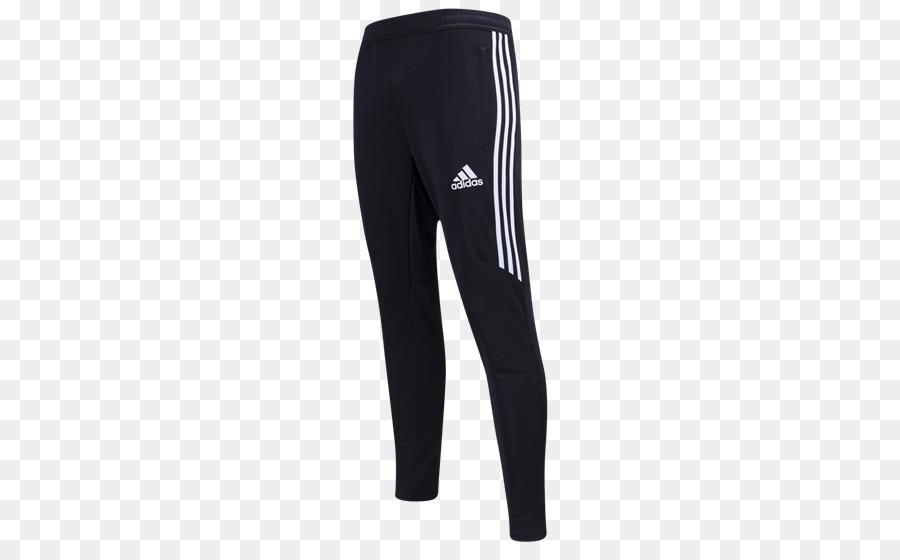 d3b93b6094a Adidas Youth Soccer Tiro 17 Training Pants, Pants, Adidas, White, Black PNG