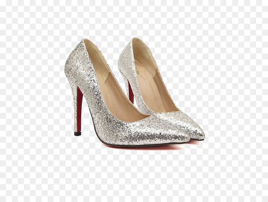cac881b751c3 Heel Beige Shoe Bride Hardware Pumps - Silver Kitten Heel Shoes for Women  png download - 500 670 - Free Transparent Heel png Download.