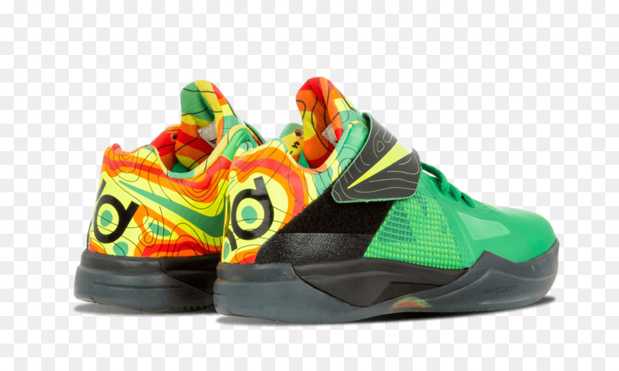 2bedf55798aa Nike KD 4 Weatherman Sports shoes Nike Zoom KD line Mens Nike KD 7 - nike  png download - 1000 600 - Free Transparent Nike Kd 4 Weatherman png  Download.