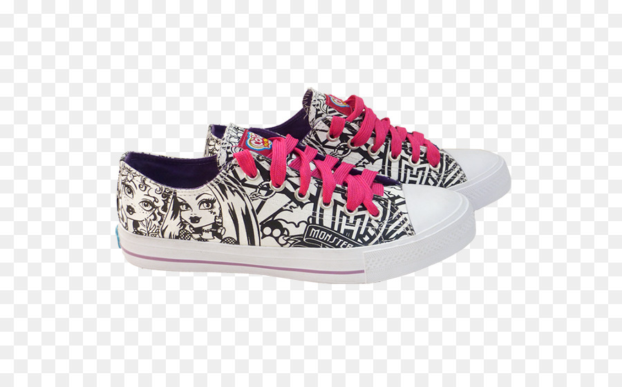 Zapatillas de deporte de Color mm Monster High Zapatillas calzado de ...