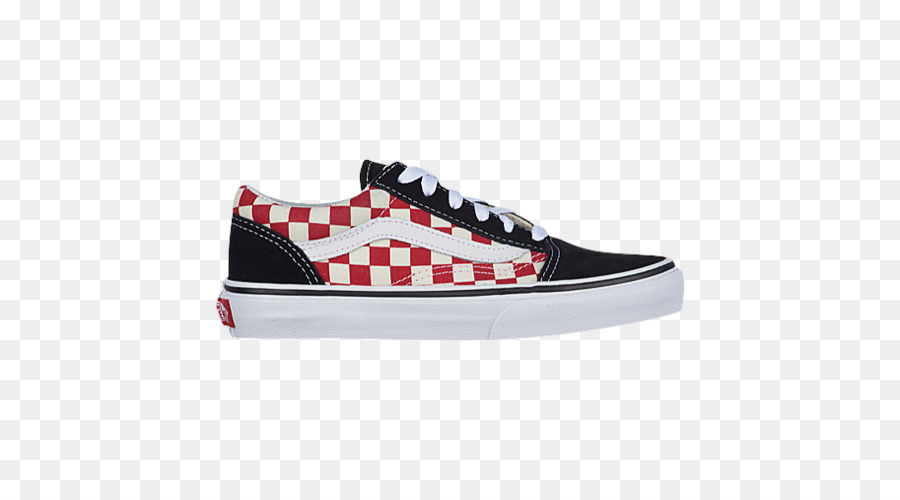 5d300bcd3b Men Vans Old Skool Trainers Vans Men s Classic Slip-on Skate Shoe Checkerboard  Zephyr Pink US Women U Sports shoes - Red Checkered Vans Shoes for Women  png ...