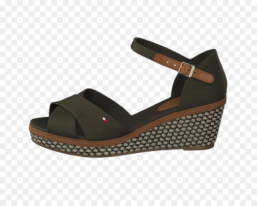 459941885 Shoe Tommy Hilfiger Iconic Elba SANDAL Basic Sandals Women Kesha 6D - Olive  Green Dress Shoes for Women png download - 705 705 - Free Transparent Shoe  png ...