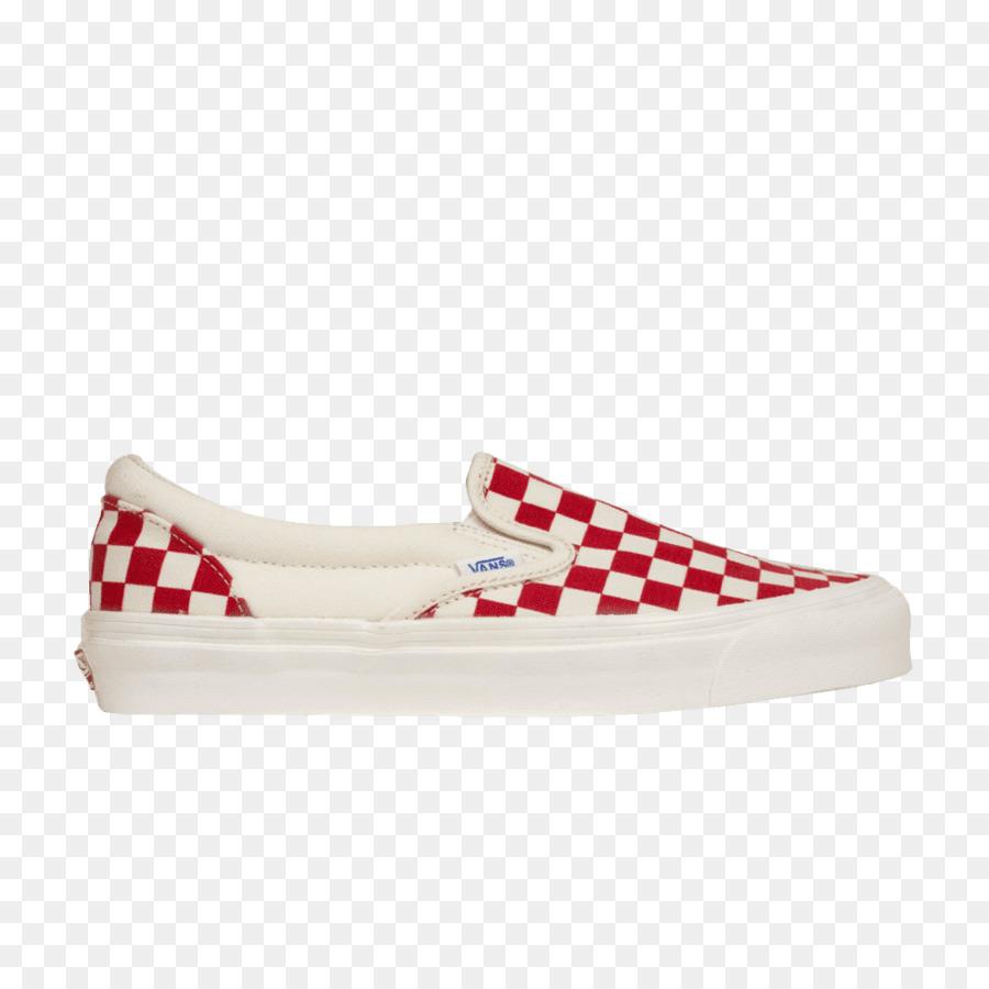 3ab212ca5d Mens Vans Vault Classic Slip On OG Sports shoes Men VANS Checkerboard  Classic Slip-on Shoes Red Vans Classic Slip-On 9 OG White - Red Checkered  Vans Shoes ...