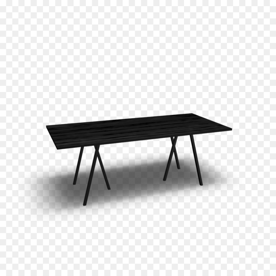 Hay   Loop Stand Table 200, Black Hay Loop Stand Support HAY Loop Stand  Table Tisch Diamond Garden Teaktisch Belmont   Table