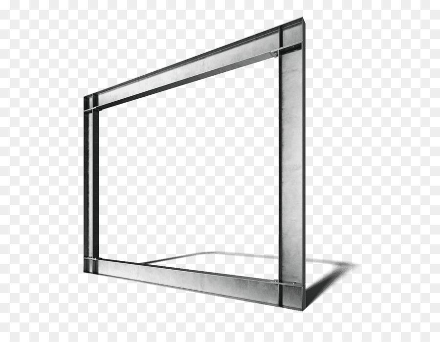 Window Framing Structural steel Steel frame - window png download ...