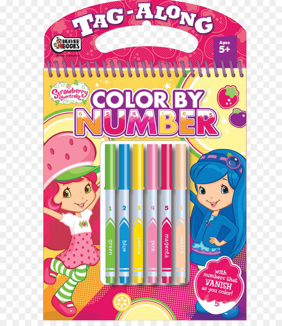 Libro para colorear 2 Amigos lazarillo de Color-Por-el Número de la ...