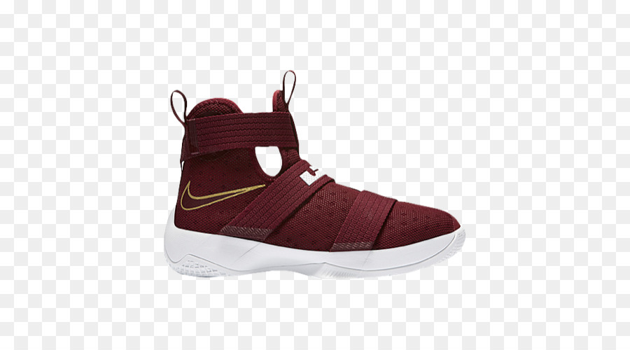 new styles a2f99 6455f Sports shoes Nike Lebron Soldier 11 High-top Courtside Sneakers - Red Off  White Flannel png download - 500500 - Free Transparent Sports Shoes png  Download.