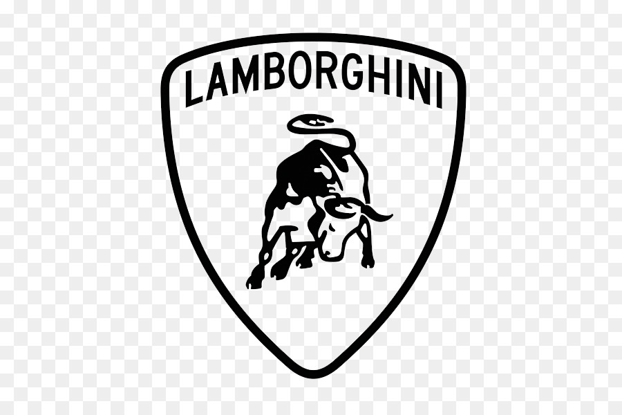 Lamborghini Aventador Car Decal Logo Lamborghini Png Download
