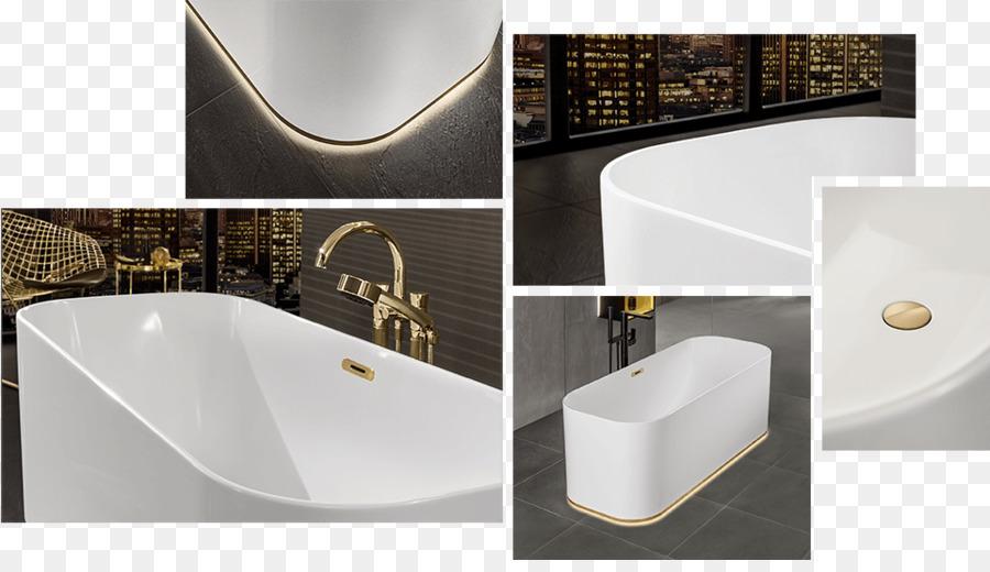 Villeroy & boch finion lavabo 43 x 39 cm bagni illuminazione bagno