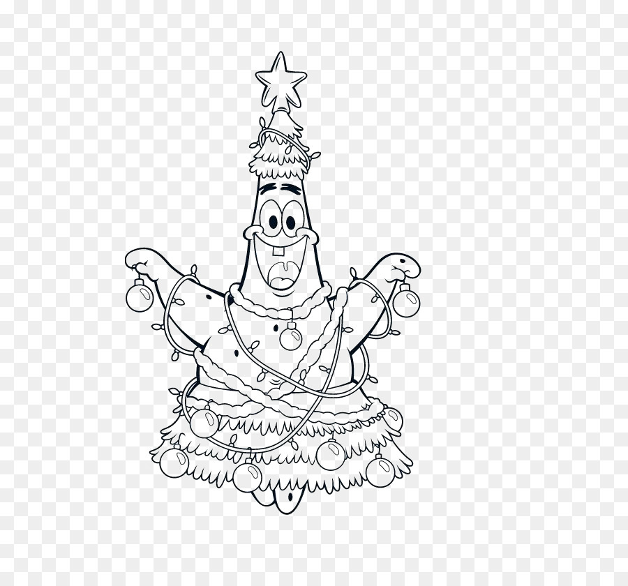 patrick star christmas coloring pages coloring book its a spongebob christmas christmas day spongebob friends coloring pages