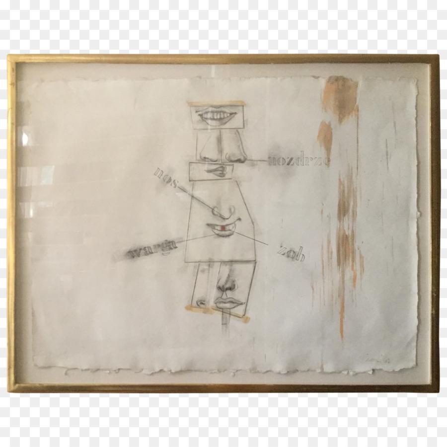 m/02csf Drawing Picture Frames Still life Art - Glass Block Snowman ...
