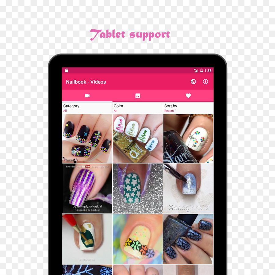 Nail Art Manicure Design Android Application Package Nail Png