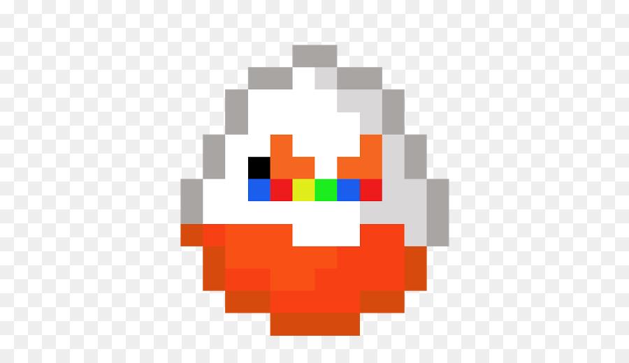 Minecraft Pocket Edition Chicken Easter Egg Ohio Triple Rainbow