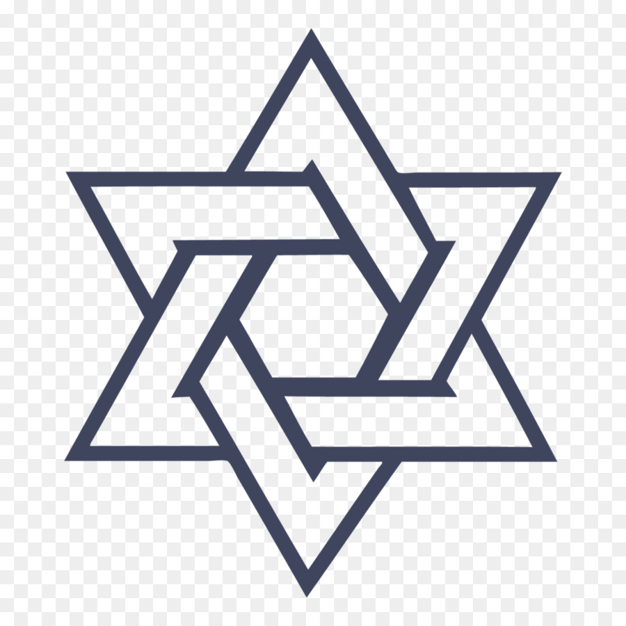 Star Of David Judaism Jewish Symbolism Jewish People Judaism Png