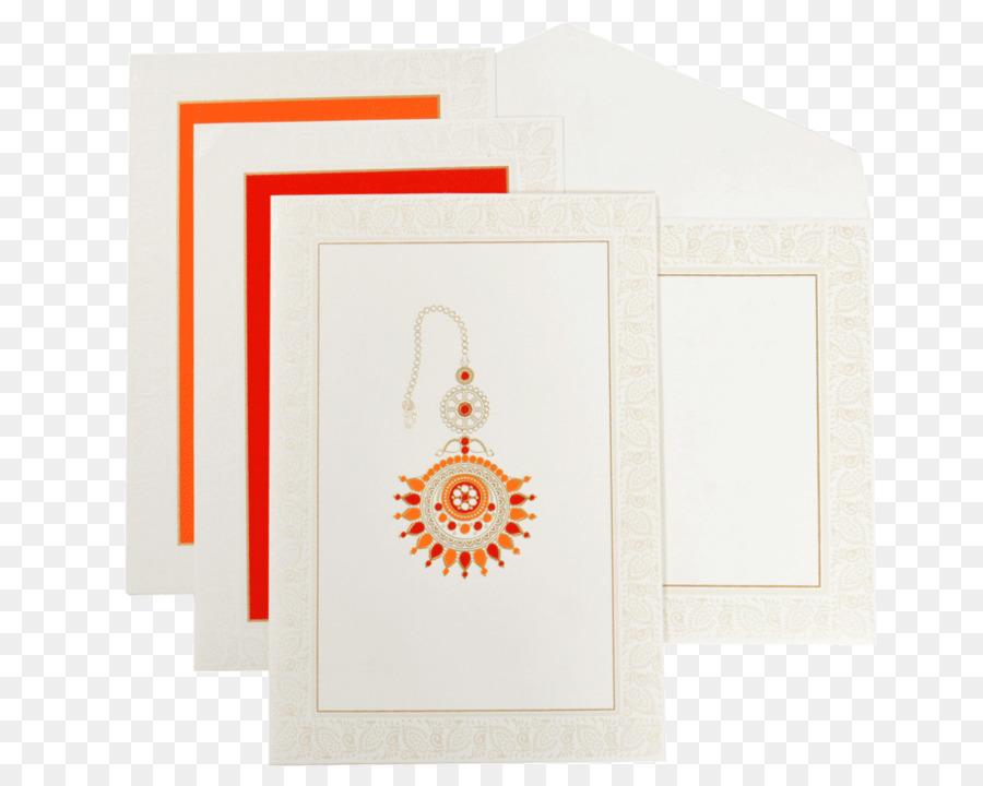 Paper Product design Picture Frames - Online Wedding Invitation png ...