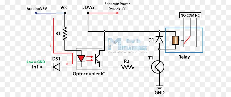 relay, electronic circuit, wiring diagram, text, diagram png