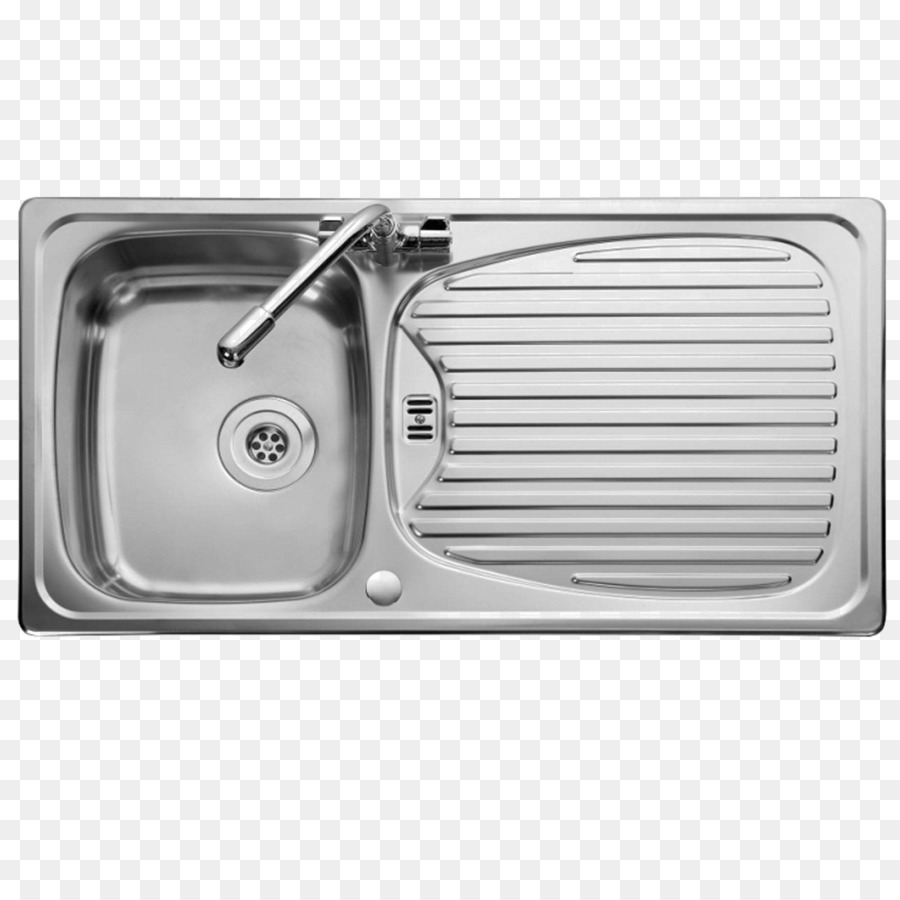 kitchen sink Top View Faucet Handles u0026 Controls Stainless steel - sink png download - 1900*1900 - Free Transparent Sink png Download.  sc 1 st  KissPNG & kitchen sink Top View Faucet Handles u0026 Controls Stainless steel ...